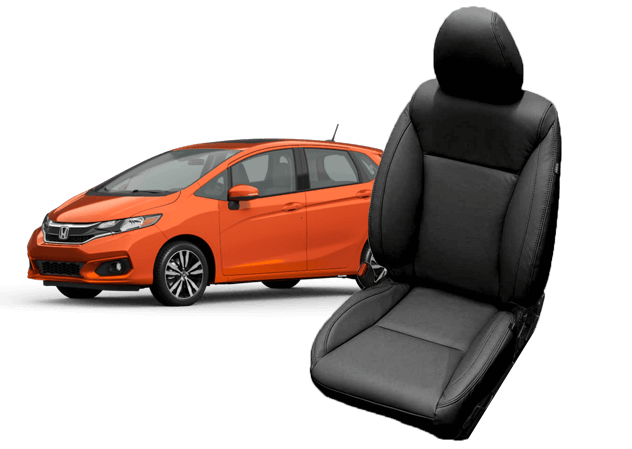 Honda Fit Leather Seats