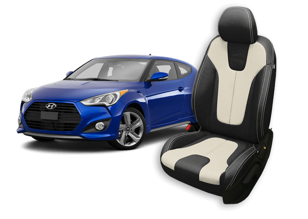 Hyundai Veloster Leather Seats