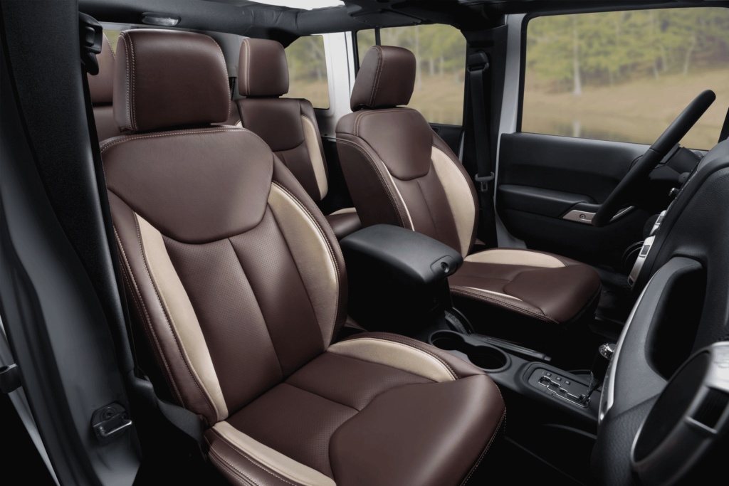 Jeep Leather Seats