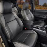 Tacoma Leather Truck Seats