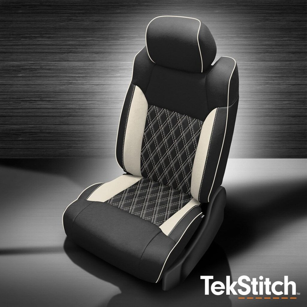 Tundra Leather Truck Seats