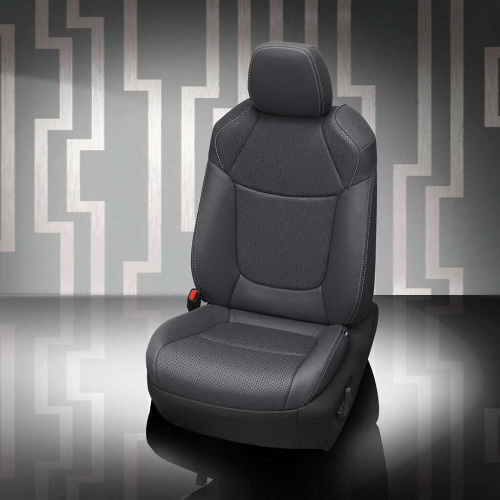 Toyota Sienna leather seat