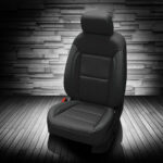 Black Chevy Blazer Leather Seats