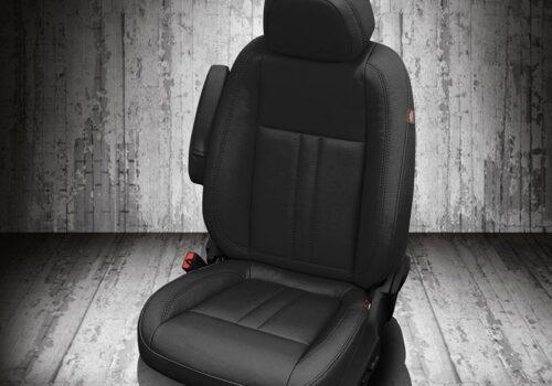Black Buick Encore Leather Seats
