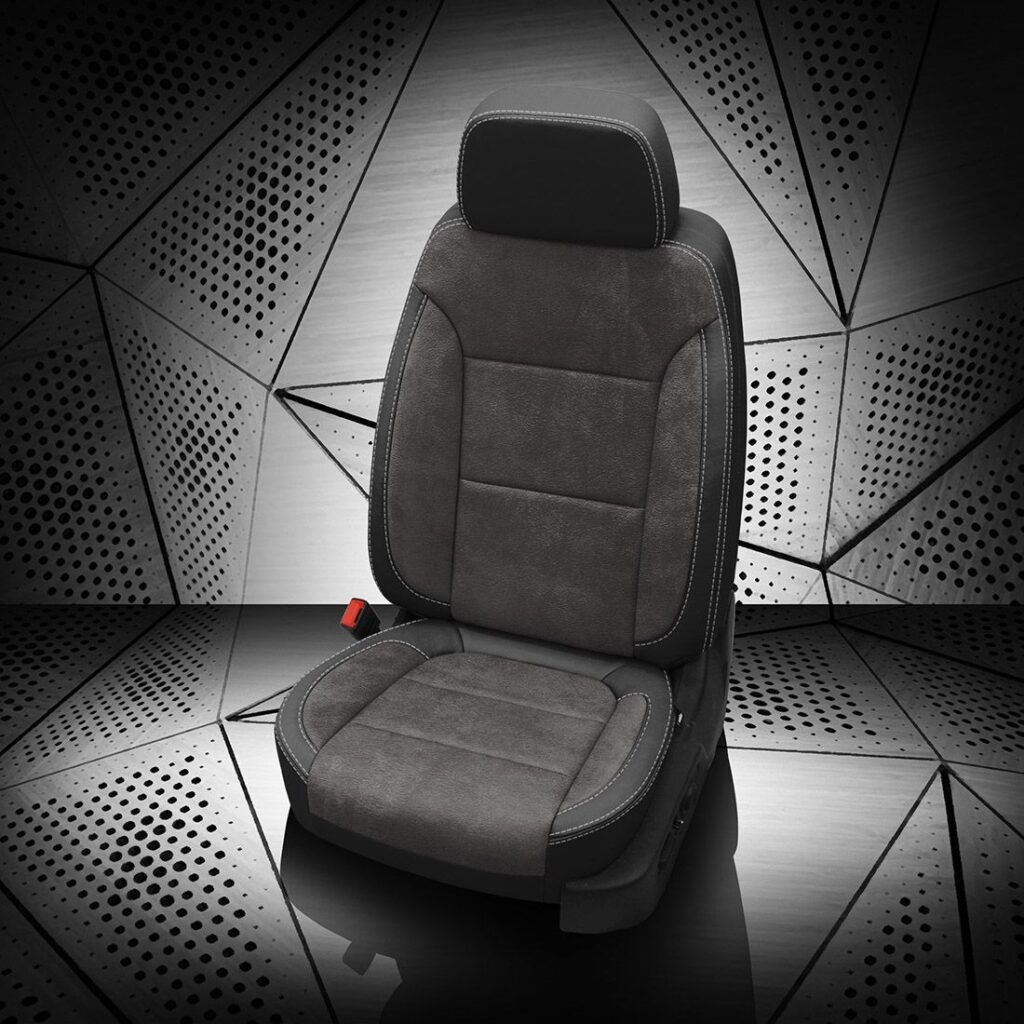 GMC Sierra Suedeskin Seats