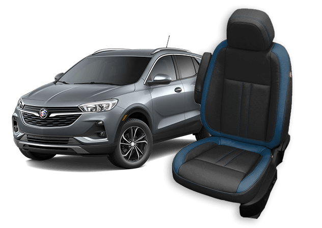 Buick Encore leather seats