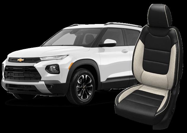 Chevy Trailblazer leather seats