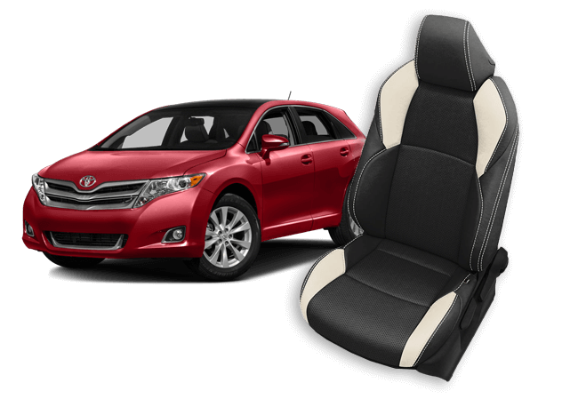 Toyota Venza Leather Seats